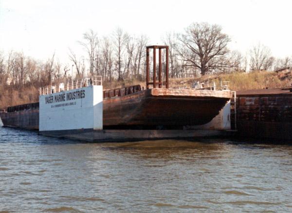 Barge Repair Yager Marine Owensboro Kentucky Yager